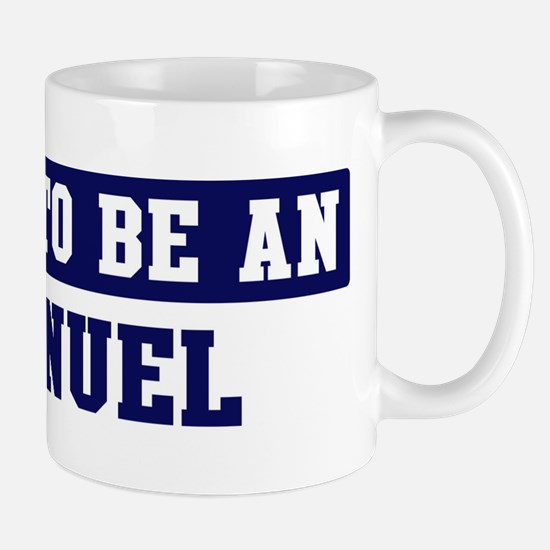 Proud to be Emanuel Mug