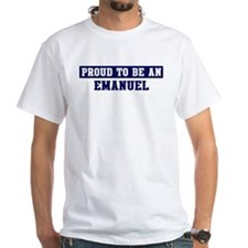 Proud to be Emanuel Shirt