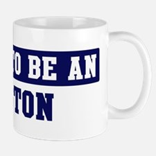 Proud to be Elston Small Mugs