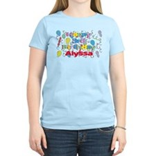 Alyssa's 3rd Birthday T-Shirt