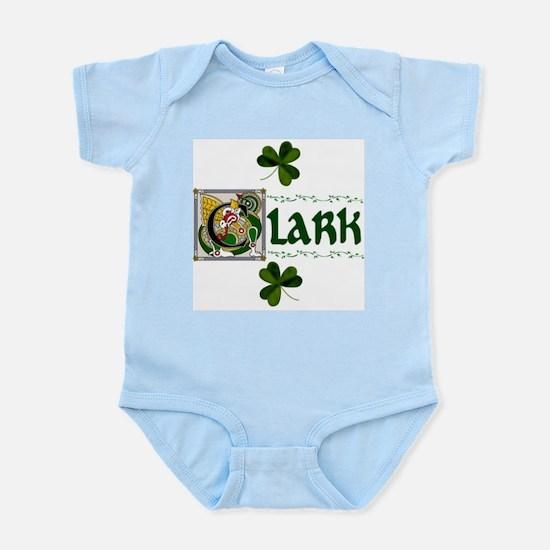 Clark Celtic Dragon Infant Creeper