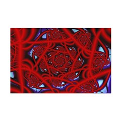 """""""Red 11"""" Fractal Art Posters"""