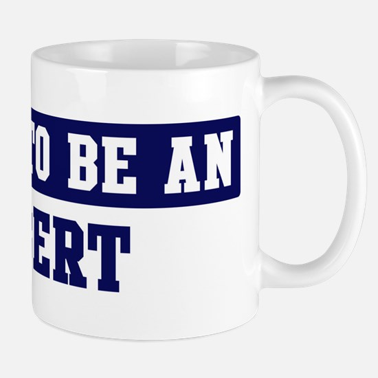 Proud to be Egbert Mug