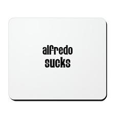 Alfredo Sucks Mousepad