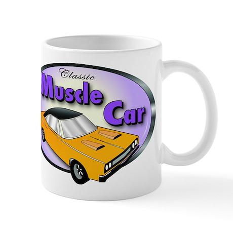 CLASSIC MUSCLE CAR DESIGN/GRAPHIC MUG