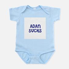 Adan Sucks Infant Creeper