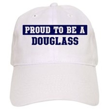 Proud to be Douglass Baseball Cap