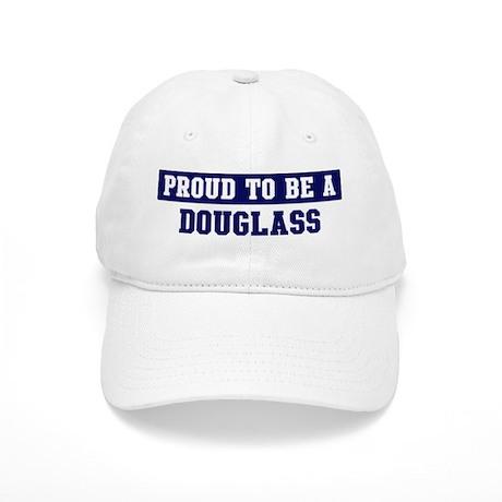 Proud to be Douglass Cap