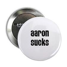 """Aaron Sucks 2.25"""" Button (100 pack)"""