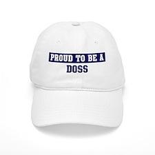 Proud to be Doss Baseball Cap