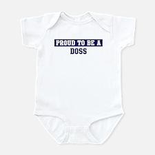 Proud to be Doss Infant Bodysuit