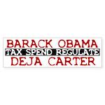 Deja Carter Bumper Sticker (50 pk)