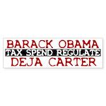 Deja Carter Bumper Sticker (10 pk)