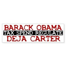 Deja Carter Bumper Stickers