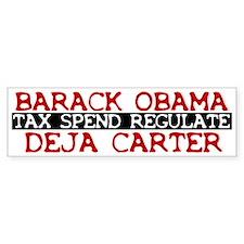 Deja Carter Bumper Stickers
