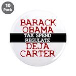 """Deja Carter 3.5"""" Button (10 pack)"""