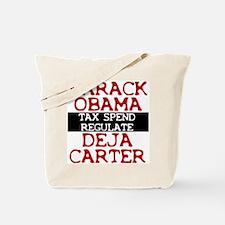 Deja Carter Tote Bag