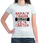 Deja Carter Jr. Ringer T-Shirt