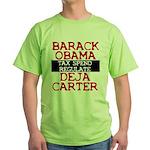 Deja Carter Green T-Shirt
