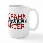 Deja Carter Large Mug