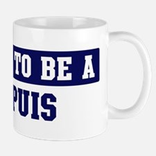Proud to be Dupuis Mug
