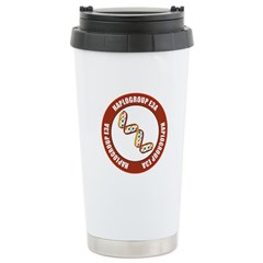 Haplogroup E3A Travel Mug