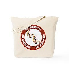 Haplogroup E3A Tote Bag