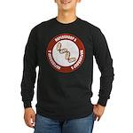 Haplogroup A Long Sleeve Dark T-Shirt