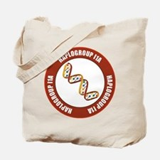 Haplogroup I1A Tote Bag