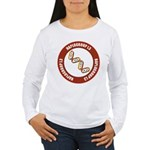 Haplogroup L3 Women's Long Sleeve T-Shirt