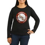 Haplogroup L3 Women's Long Sleeve Dark T-Shirt