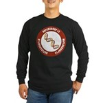 Haplogroup L3 Long Sleeve Dark T-Shirt