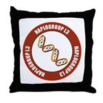 Haplogroup L3 Throw Pillow