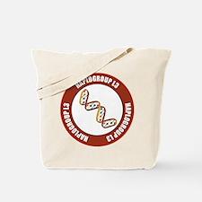 Haplogroup L3 Tote Bag