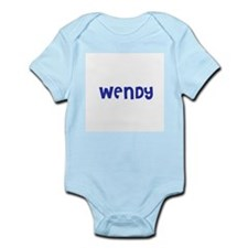 Wendy Infant Creeper
