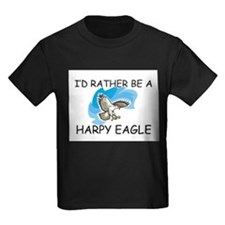 I'd Rather Be A Harpy Eagle T