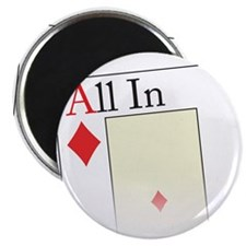 All In Ace Magnet