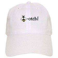 Beeotch Baseball Cap