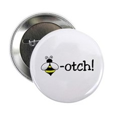 """Beeotch 2.25"""" Button (10 pack)"""