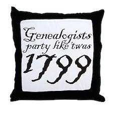 Party 1799 Throw Pillow