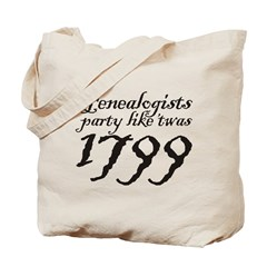 Party 1799 Tote Bag