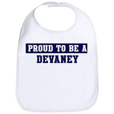 Proud to be Devaney Bib
