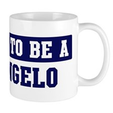 Proud to be Deangelo Small Small Mug
