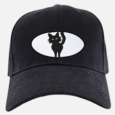 Black Cat Baseball Hat