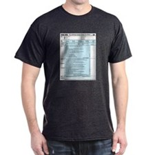 1040-DOG Income Tax T-Shirt