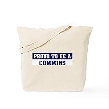 Proud to be Cummins Tote Bag