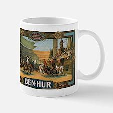 Vintage Ben Hur Horse Race Mug