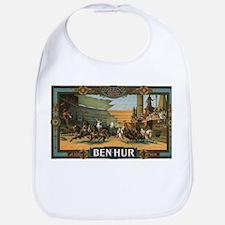 Vintage Ben Hur Horse Race Bib