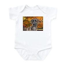 Brindle Beauty Great Dane (un Infant Bodysuit
