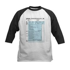 1040-DOG Income Tax Tee